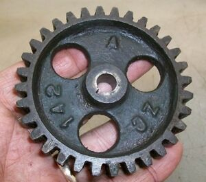 Zc142a 6hp Fairbanks Morse Z Magneto Gear For Sumter Mag Old Gas Engine Fm