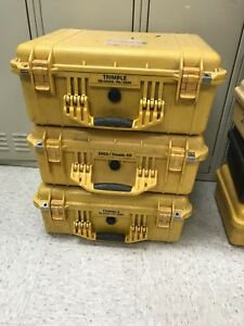 Original Trimble R8 Gnss r6 5800 Genuine Pelican Case 1 Case