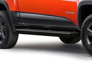 Iboard Running Boards 6 Inch Black Fit 15 20 Chevy Colorado Gmc Canyon Crew Cab