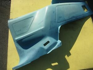 1977 1978 Ford Mustang Ii Fastback Used Cargo Panel