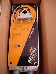 Belimo Nf24 sr Us Actuator Ships On The Same Day Of The Purchase