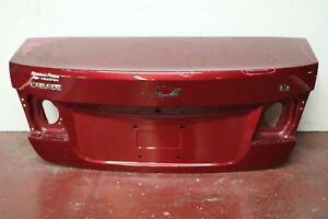 2010 2011 2012 2013 2014 2015 Chevy Cruze Trunk Lid