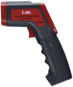 Ir Infrared Thermometer Gun W Laser Guide St 380 Non Contact Temperature Measur