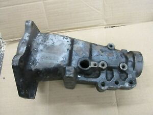 1966 79 Chevy Transmission Saginaw Tailhousing 3 4 Speed Shifter Mount Holes