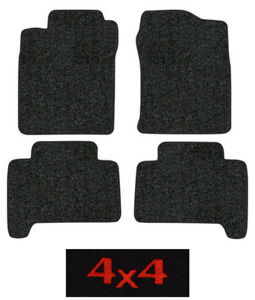 2003 2008 Toyota 4runner Floor Mats 4pc Cutpile