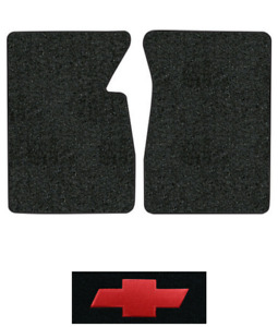 1960 1966 Chevy C20 Pickup Floor Mats 2pc Loop