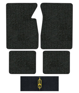 1963 1964 Oldsmobile Dynamic Floor Mats 4pc Loop