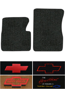 1955 1958 Chevy Truck Floor Mats 2pc Loop