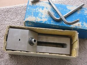 Suburban V 225 3 1 4 Capacity Grinding Vise Mchinist Toolmaker Tool Tools