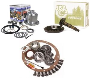 Dana 44 4 88 Thick Ring And Pinion Yukon Air Zip Locker 30 Spline Usa Gear Pkg