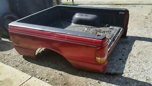 Ford Ranger Truck Bed 6 Foot With Bed Liner See Pics 1993
