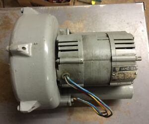 Iame sa Regenerative Blower Motor Type Mmac 5 Hp 3380 Rpm