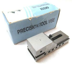 New 2 Precision Toolmaker s Vise qkg50