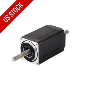 Nema 11 Stepper Motor Non Captive Linear Actuator 0 67a Lead Screw Length 100mm