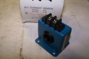 New Riley Corporation Kay Instr 420 Ac Current Sensor