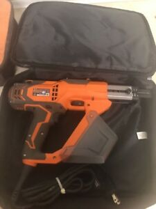 Ridgid R6791 Drywall Deck Collated Screwdriver W Soft Case rigid