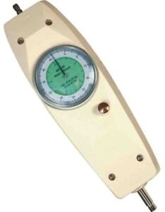 Shimpo Mfd 03 Dual Scale Mechanical Force Gauge Peak Force Analysis