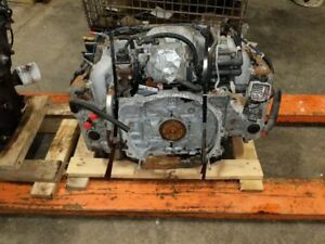 Engine 05 Forester 2 5l Vin 6 6th Digit Sohc 1318742