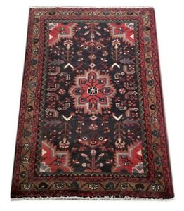 Kashan Distinctive Look Scatter Rug 3 X 5 Persian Hand Knotted Rug