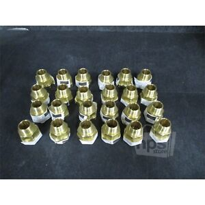 Set Of 24 Gastite Flash Shield Xr3ftg 11 24 3 4in Straight Fitting 3 4in Npt