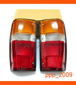 Tail Lights Lamp Pair For Toyota Pick Up Truck 1984 1988 86 87 88 Premium Oem