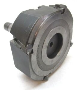 Valenite 6 Indexable Face Mill W Nmtb40 Shank b6 4r