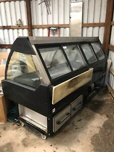 Federal Industries Deli Cooler Commercial Kitchen