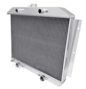 3 Row Rs Champion Radiator For 1949 1950 1951 Mercury Car Flathead Configuration