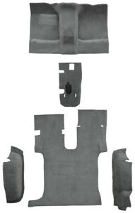 1986 1995 Suzuki Samurai Carpet cutpile with Roll Bar Cutout