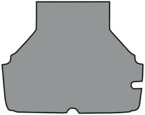 1968 1976 Bmw 2002 Trunk Mat Tm Felt Fits 2dr