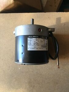 New A o Smith Ac Motor 4ma16
