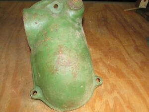 Nos John Deere Hit Miss Engine Top Crankcase Cover E127r 1 1 2 Horse