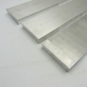 1 Thick 6061 Aluminum Plate 4 25 X 16 Long Qty 3 Flat Stock Sku 140973