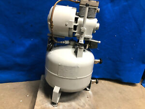 Dental Office Pelton And Crane Compressor 7848