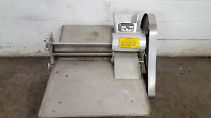 Colborne P 17 r Commercial Double Pass Sheeter Dought Roller 17 Tested 115v