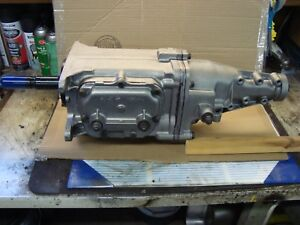 1968 Gm Muncie M22 4 Speed Transmission