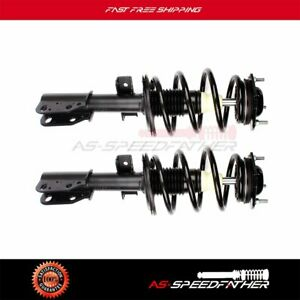 2 Front Shocks Struts For Chevy Traverse Gmc Acadia Buick Enclave Saturn Outlook