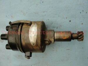 Massey Ferguson Tractor Distributor Delco Remy To20 To30 To35 F40 Mf 50 1111740