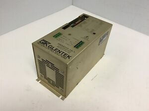 Glentek Sma8315 1a 1 Brushless Servo Motor Amplifier Voltage 70 340vdc