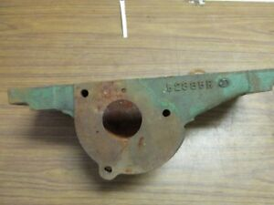 Nos John Deere Late B Radiator Bottom For Water Pump B2885r