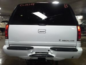 1999 Cadillac Escalade Tow Trailer Hitch