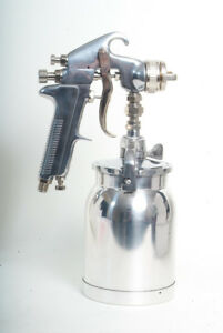 Aom Asturo 905v s Hvlp Spray Gun Pneumatic Kit New Nice