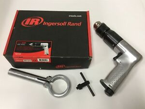 New Ingersoll Rand 7803a Air Drill Chuck Capacity 1 2 Free Speed 500 Rpm