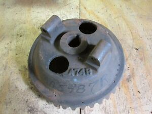 Nos John Deere A74r Governor Gear For Early Unstyled A