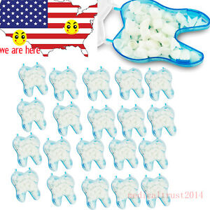 Fda Us Stock 20box Professional Dental Temporary Crown For Anterior Teeth Molar