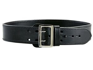 Aker Leather B01 2 1 4 Sam Browne Belt Leather lined 32 plain Style