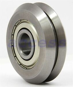 Sidewinder Cnc Bearings 26 Rm2zz 3 8 V groove 4 6384k49 Ships From The Usa