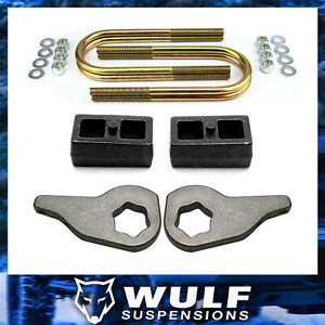 3 Front 1 5 Rear Leveling Lift Kit 2002 2005 Dodge Ram 1500 4x4 4wd Suspension