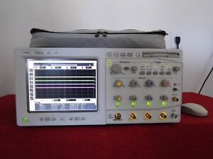Hp Agilent 54855a W opt s 001 002 003 6ghz 20gs s Mem ezjit hs Serial