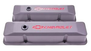 Proform 141 116 Aluminum Tall Valve Covers Fits Big Block Chevy Engines